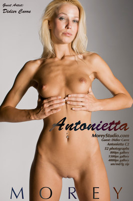 Antonietta California nude photography by craig morey
