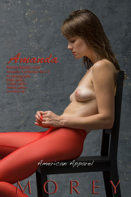 Amanda California erotic photography by craig morey