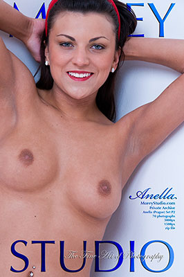 Anella Prague nude art gallery of nude models