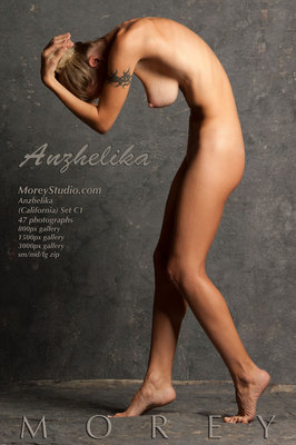 Anzhelika California nude photography by craig morey