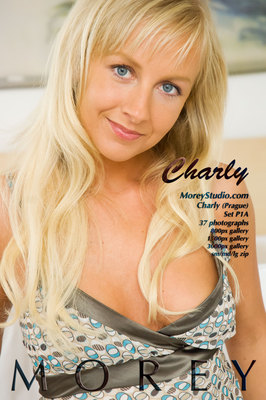 Charly Prague nude photography of nude models