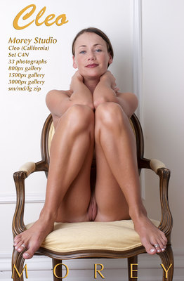 Cleo California nude art gallery by craig morey