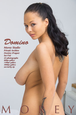 Domino Prague erotic photography by craig morey