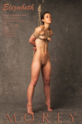 Elizabeth California art nude photos by craig morey