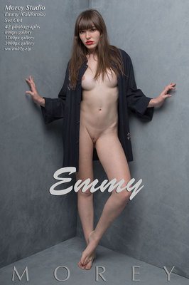 Emmy California erotic photography by craig morey