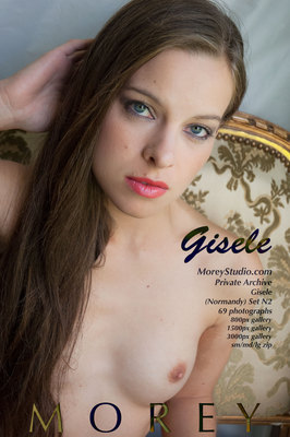 Gisele Normandy erotic photography by craig morey