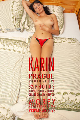 Karin Prague art nude photos of nude models