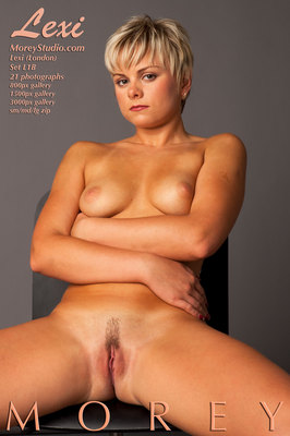 Lexi London art nude photos of nude models