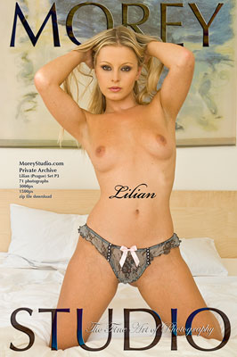 Lilian Prague nude photography by craig morey