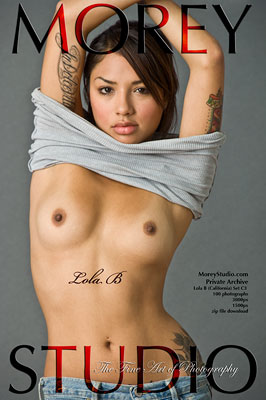 LolaB California art nude photos free previews