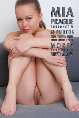Mia Prague nude photography of nude models