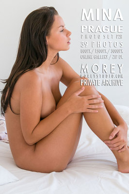Mina Prague erotic photography of nude models