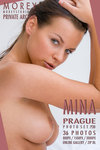 Mina Prague nude photography of nude models cover thumbnail