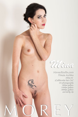 Mina California nude photography of nude models