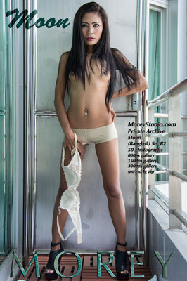 Moon Bangkok art nude photos by craig morey
