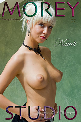 Natali Prague nude photography by craig morey