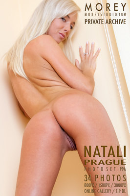 Natali Prague art nude photos of nude models