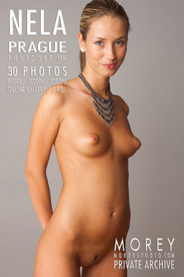 Nela Prague erotic photography by craig morey