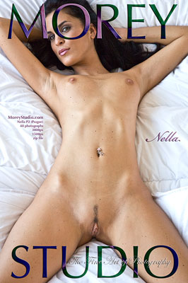 Nella Prague nude photography by craig morey