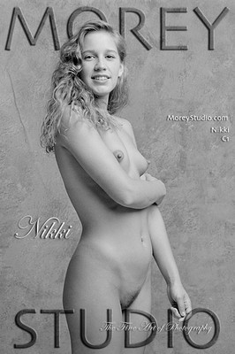 Nikki California art nude photos of nude models