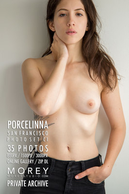 Porcelinna California nude photography by craig morey