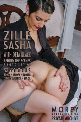 Sasha California erotic photography of nude models