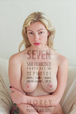 Seven California art nude photos free previews