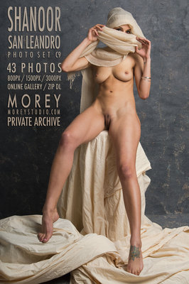Shanoor California erotic photography by craig morey