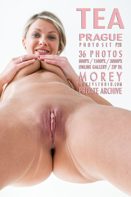 Tea Prague nude photography by craig morey
