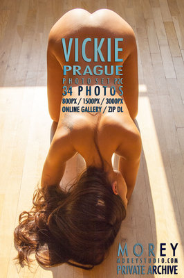 Vickie Prague nude art gallery of nude models