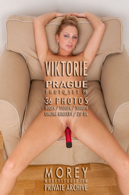 Viktorie Prague erotic photography free previews