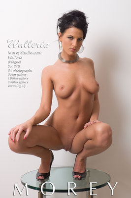 Walleria Prague erotic photography by craig morey