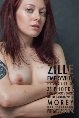 Zille California nude photography by craig morey