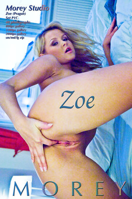 Zoe Prague nude photography by craig morey