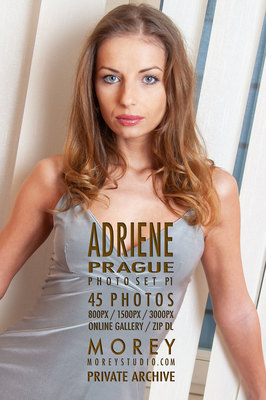 Adriene Prague erotic photography by craig morey