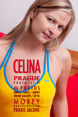 Celina Prague erotic photography of nude models