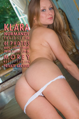 Klara Normandy art nude photos free previews