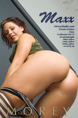 Maxx California nude photography of nude models